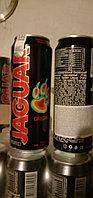 Слабоалкогольный энергетический напиток Ягуар Jaguar, 7,2 %, 0,45 л.