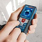 Профессиональный лазерный дальномер (50 м) и уклономер 360º Bosch GLM 500 Professional, фото 4