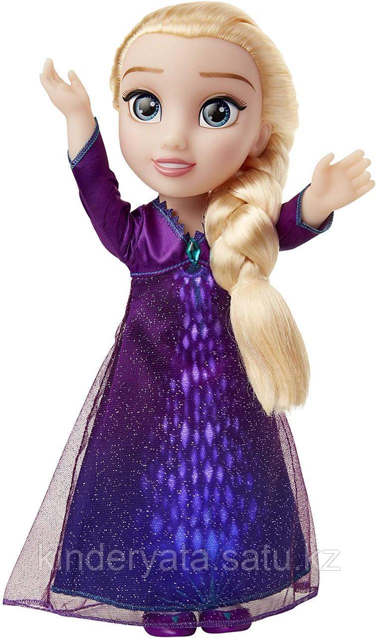 Поющая кукла Эльза со световыми эффектами Холодное сердце 2 Disney Frozen 2 Elsa