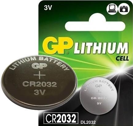 Батарейка GP CR2032  3v