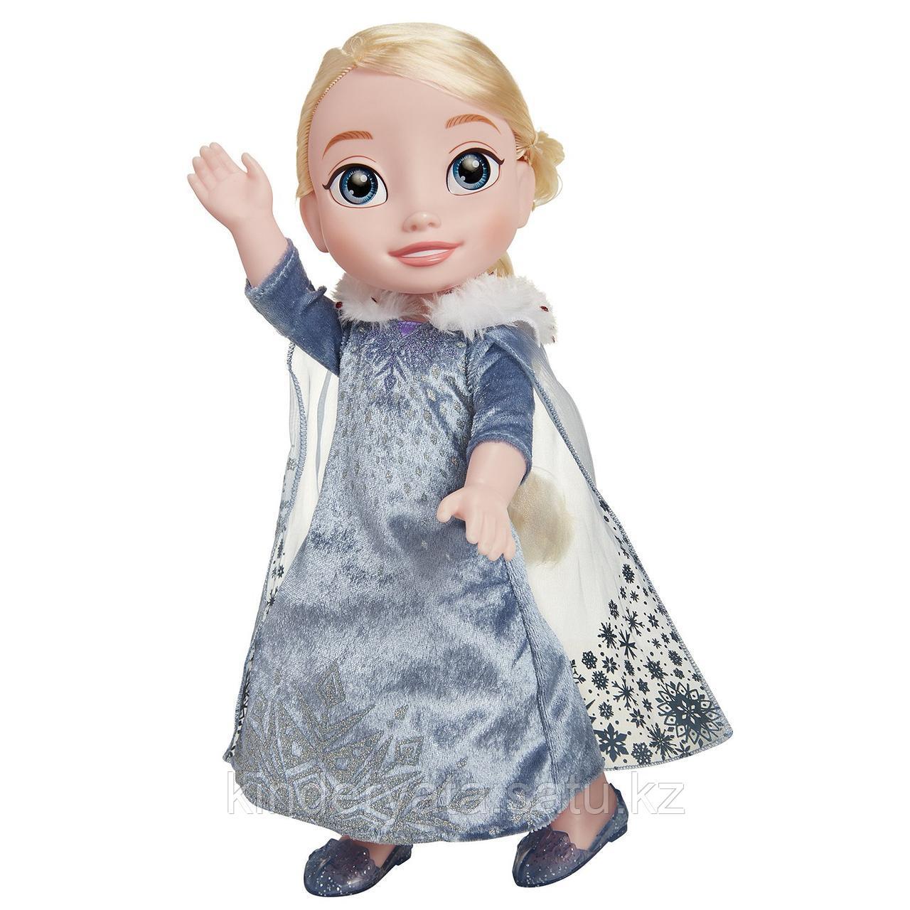 Кукла Disney Эльза Олаф и холодное приключение