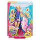 Кукла Barbie с дельфином и щенком, фото 2