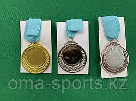 Медали 1,2,3 пустышка