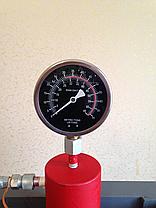 Пресс для отжима масла на 1,5 литра с гидроцилиндром на 30тонн. Холодный отжим, фото 2