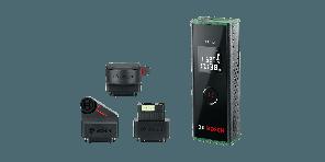 Компактный адаптивный лазерный дальномер с тремя полезными насадками. Комплект Zamo (0603672701)