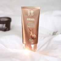 ВВ крем с фильтратом муцина улитки Ekel Snail bb cream spf50+ pa+++