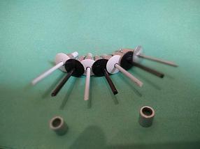 Фасадные заклёпки для монтажа фиброцементных плит