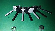 Фасадные заклёпки для монтажа фиброцементных плит, фото 3