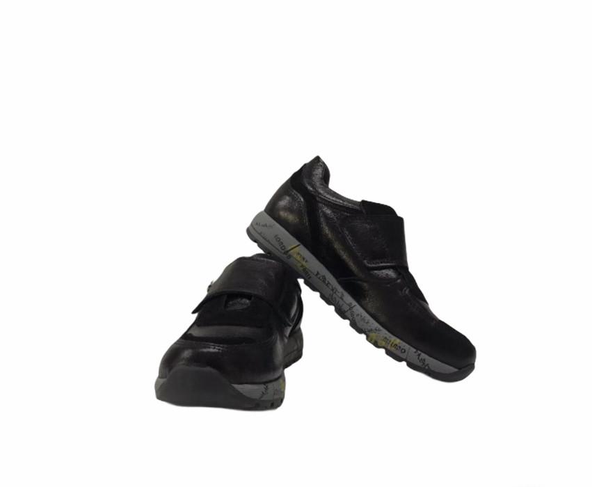 Туфли кожаные унисекс 32/33/35 - фото 3
