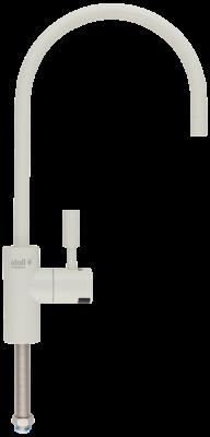 Кран рычажковый atoll A-8883-IY LED (слон.кость), фото 2