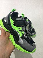 Детские кроссовки SUPREME от Fudron с неоновыми вставками