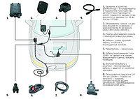 Calix система подогрева двигателя, обогрев салона и аккум-ых батарей