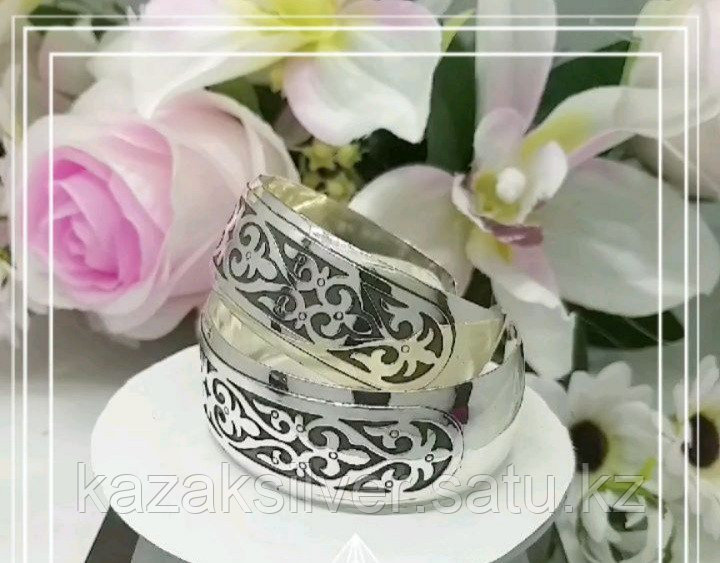Блезік женский серебро 925пробы