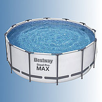 Каркасный бассейн Bestway Steel Pro Max 457 х 122 см