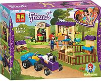 Конструктор LEGO Friends Конюшня для жеребят (Lari 11197)
