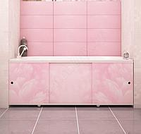 Экран для ванны МЕТАКАМ Премиум-А 1,7 м Розовый, фото 1
