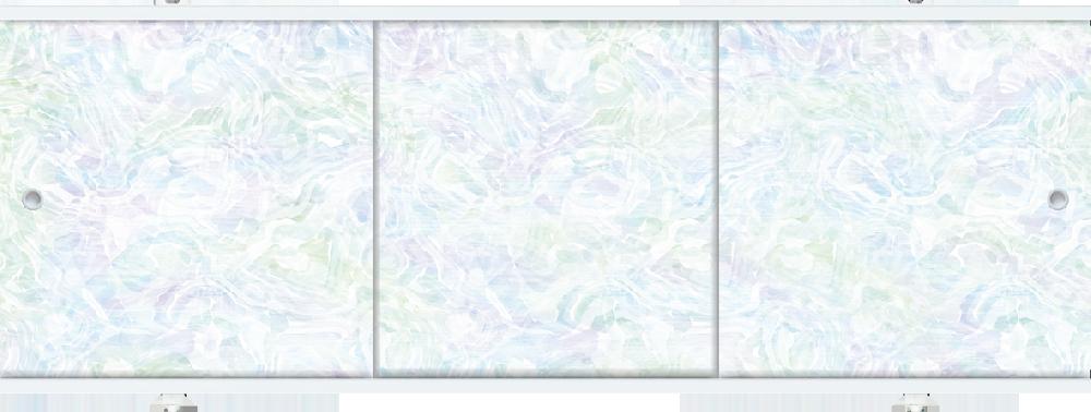 Экран для ванны МЕТАКАМ Премиум-А 1,7 м Лазурь