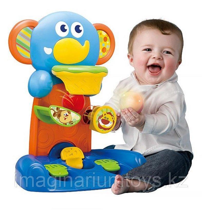 Развивающая игрушка для малышей «Веселые кольца» B Kids