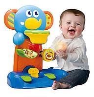 Развивающая игрушка для малышей «Веселые кольца» B Kids, фото 1