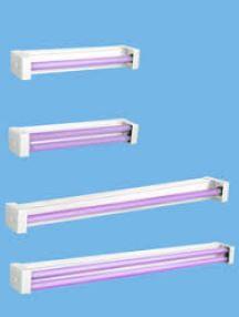 Облучатель бактерицидный,настенно-потолочный ОБНП 2*40*120 (ламп*Ватт*см)