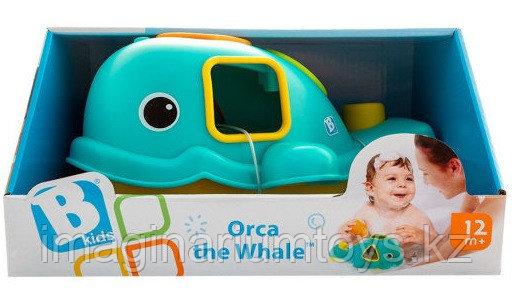 Детская игрушка для ванной «Кит сортер» B Kids