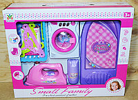 LS8204HS Бытовая техника Small Family 5 в 1 стиральная машина и утюг с аксессуарами 39*32, фото 1