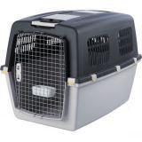 Trixie до 38кг 92х64х64 см Gulliver 6 Транспортировочный бокс для перевозки собак
