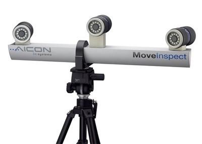 Cистема динамического контроля Aicon MoveInspect HF4