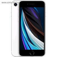 Смартфон Apple iPhone SE 2020 (MXD12RU/A), 128Гб, белый