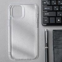 Чехол Innovation, для Apple iPhone 12 Pro Max, силиконовый, прозрачный