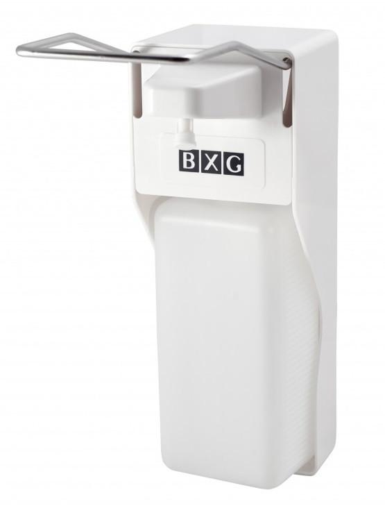 Дозатор антисептических средств с локтевым нажатием BXG-ESD-2000