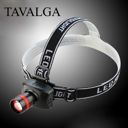 Фонарь светодиодный налобный Tavalga BL -6635
