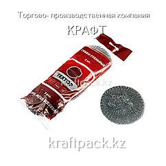 """Губка металлическая TEXTOP """"12гр"""" (3 шт/упак)"""