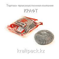 """Губка металлическая TEXTOP """"40гр"""" (1 шт/упак)"""