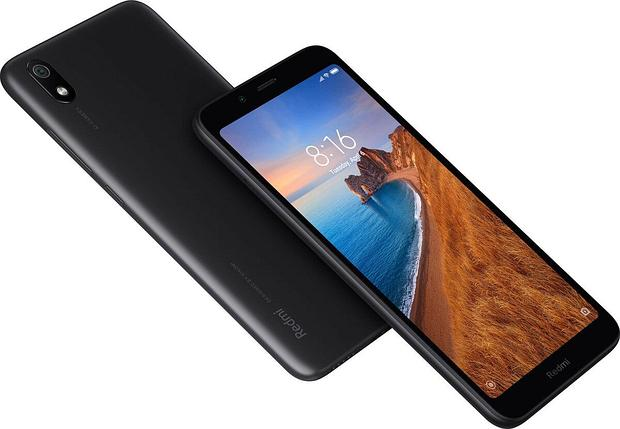 Смартфон Xiaomi Redmi 7A 32Gb Black, фото 2