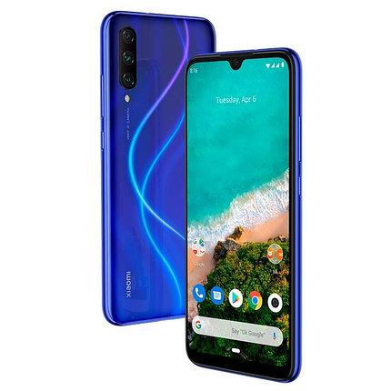 Смартфон Xiaomi Mi A3 64Gb Blue, фото 2