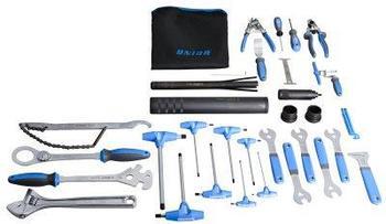 Набор инструментов для велосипеда (37 предметов) - 1600EN UNIOR