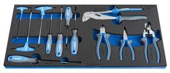 Набор инструментов для велосипеда в SOS-ложементе - 1600M1 UNIOR