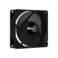 Кулер для компьютерного корпуса AeroCool FORCE 12 Black Molex + 3P