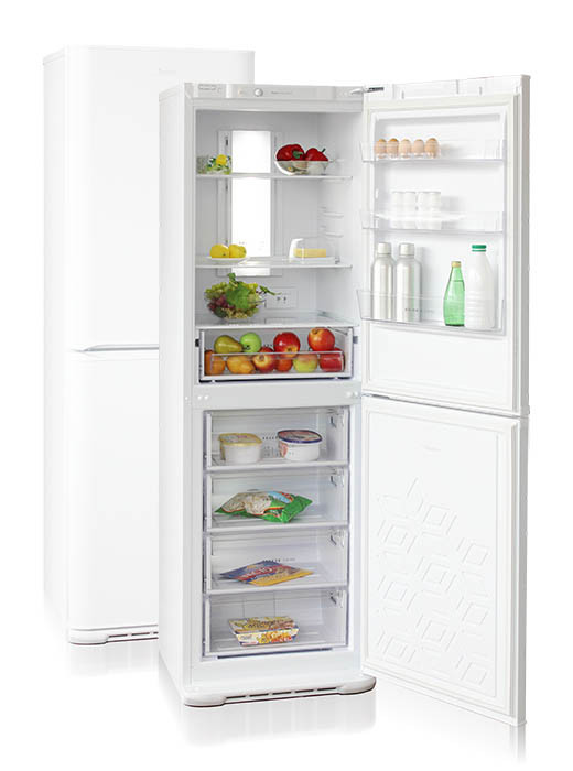 Холодильник двухкамерный Бирюса 340NF