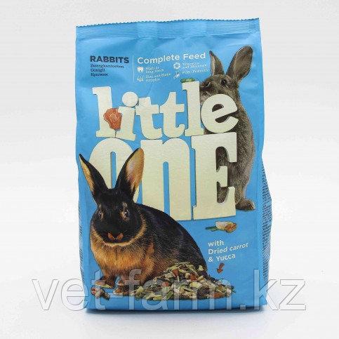 Little One. Корм для кроликов Little One.
