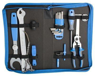 Набор инструментов для велосипеда (20 предметов) в сумке - 1600A7 UNIOR