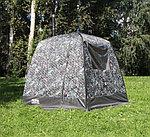 """Мобильная баня/палатка """"Морж"""" с большим окном, фото 2"""