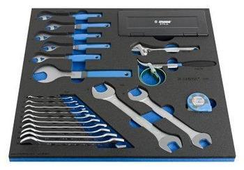 Набор инструментов в ложементе 2 для арт. 2600D - SET2-2600D UNIOR