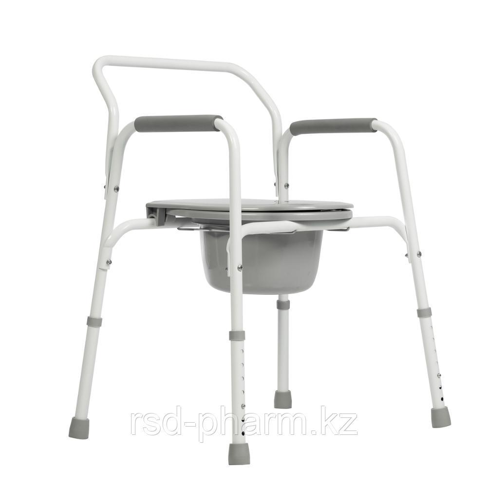 Кресло инвалидное с санитарным оснащением Ortonica TU 1
