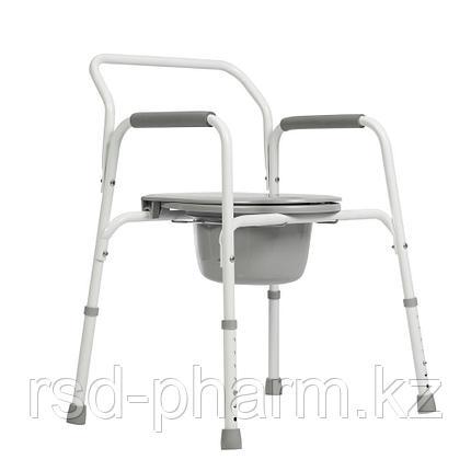Кресло инвалидное с санитарным оснащением Ortonica TU 1, фото 2