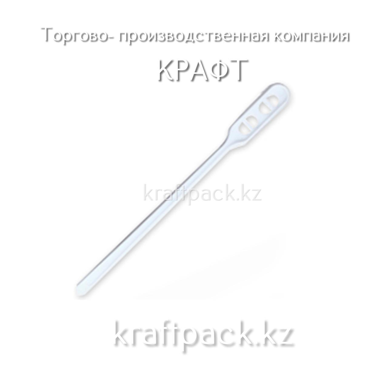 Размешиватель пластиковый 130мм Fiesta (500шт/уп)(35000шт/кор)