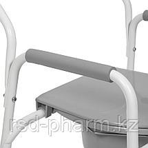Кресло инвалидное с санитарным оснащением Ortonica TU 1, фото 3