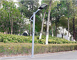 Светильник светодиодный консольный уличный 50 ватт, СКУ, светильник на опоры, фонари на улицу, фото 4