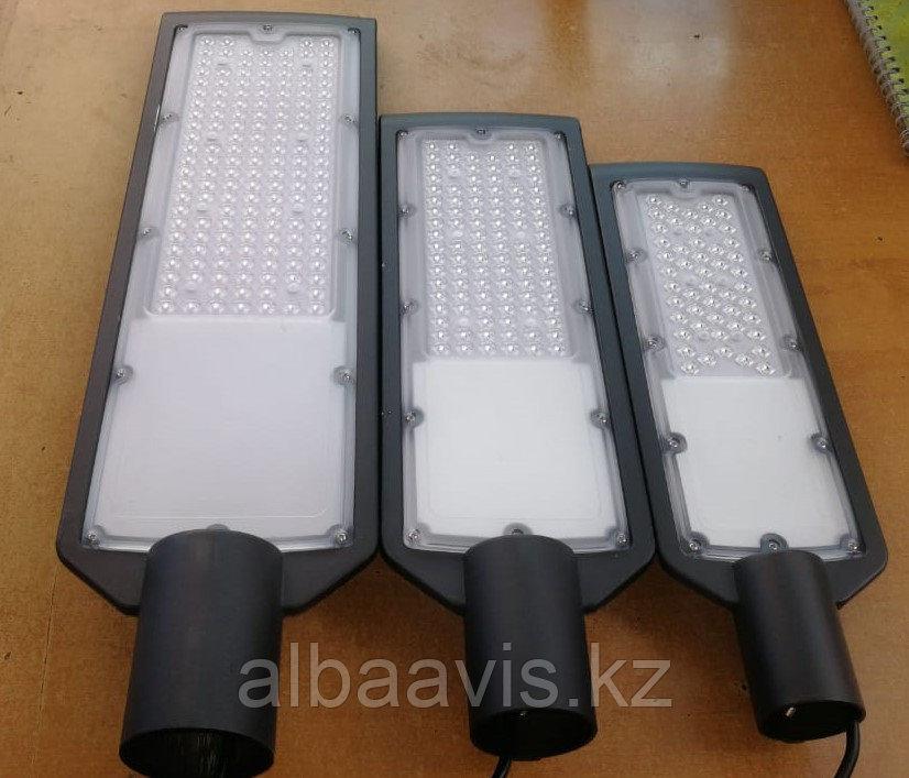 Светильник светодиодный консольный уличный 100 ватт, СКУ, светильник на опоры, фонари на улицу